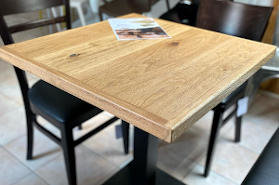 Dřevěné stolové desky