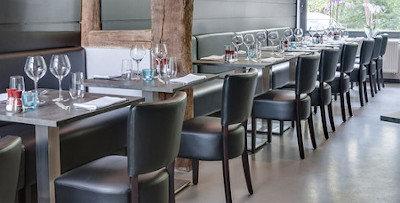 Klasické restaurační židle