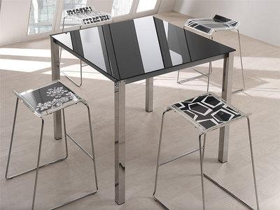 Barové židle MoodUnit se stolem Xander