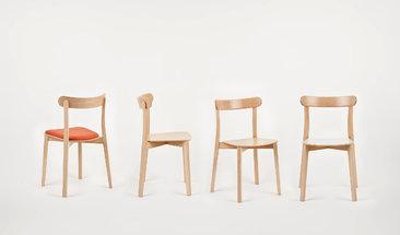 ICHO - designová židle s příznivou cenou