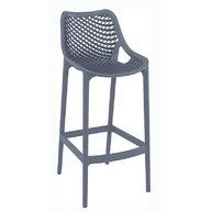 Barová židle Air Bar 75 Dark grey