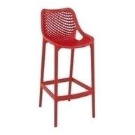Barová židle Air Bar 75 Red