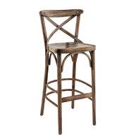 barová židle SOFIA BST v provedení French patina