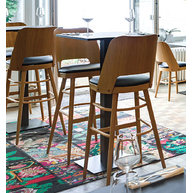 barové židle Budapest BST