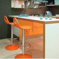 barové židle Citro v moderním interiéru