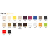 barvy a dekory laminátů