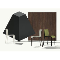 čalouněné židle Nassau