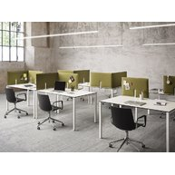 CLARO lze použít i jako pracovní stůl
