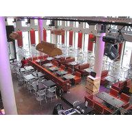 DADO zútulňuje prostor v restauraci Dock 40