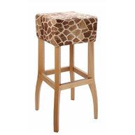 další varianta této barové židle - model 054