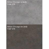 dekory desek Beton Chicago