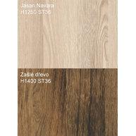 dekory Jasan Navara a Zašlé dřevo