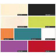 desky Topalit - jednobarevné dekory UNI (za příplatek)