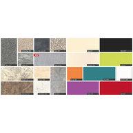 desky Topalit Smartline - dekory kamene a jednobarevné dekory