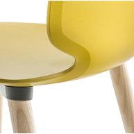 detail provedení sedáku 3D technologií