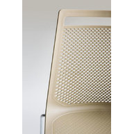 detail provedení židle Akami