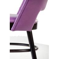 detail provedení židle Brusel