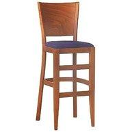 dřevěná barová židle 919