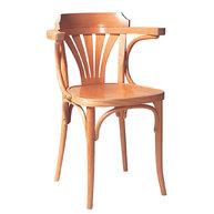 Dřevěná židle 024