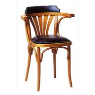 Dřevěná židle 024 ve speciálním provedení