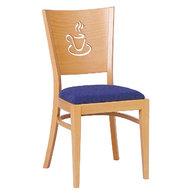 dřevěná židle 917 A