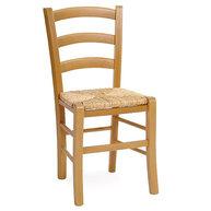 dřevěná židle Pizza v barvě přírodního buku