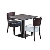 Kavárenská sestava se židlemi Lido
