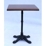 kavárenský stůl Bistro 4 s deskou SM France SOLO