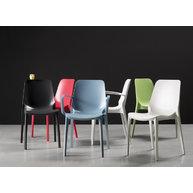 kolekce židlí Ginevra