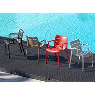 kolekce židlí Sunset