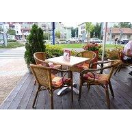 křesílka Costa stůl Trento 4QSM