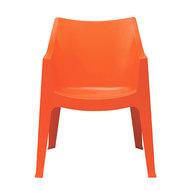 křeslo Coccolona arancio 30
