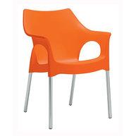 křeslo OLA oranžová