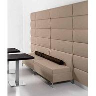 lavice ABACO s obkladovými panely