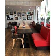 lavice Space - ideální volba pro kavárny