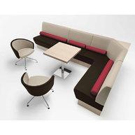 lavice Space - sedací modulový systém