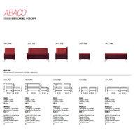 lavicový systém ABACO moduly