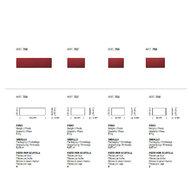 lavicový systém ABACO obkladové panely