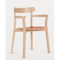 nově židle ICHO i s područkami (za příplatek)