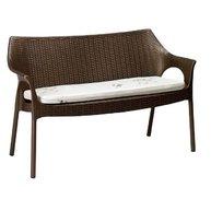 Olimpo sofa s čalouněným sedákem