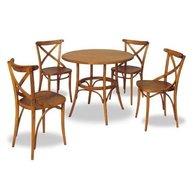 použití stolu R90/152 se židlemi