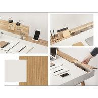 psací stůl Omni - praktické detaily