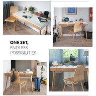 psací stůl Omni - ukázky použití