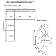 půdorys modulů systému DIVAN