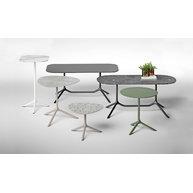 různá provedení stolů Tripé