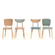 různé varianty židle LOF