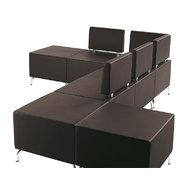 sedačka DADO v černé barvě