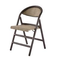 sklápěcí židle CLACK 331 Alucolor Nero Antico 42