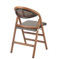 sklápěcí židle CLACK 331 Alurattan 21