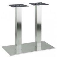 stolová podnož Flat 17 INOX 8x8